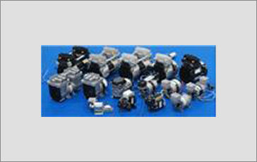 OIL-Less Rocking Piston Pumps & Diaphragm Pumps